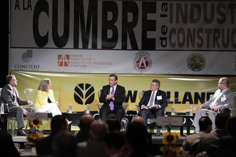 Cumbre Industria Construccion - AGP 5