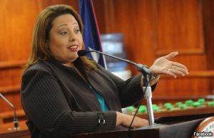 Representante Elizabeth Casado (PNP)