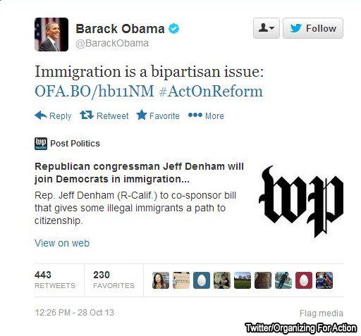 Barack Obama's tweets hacked
